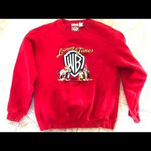 Vintage Looney Tunes WB sweatshirt